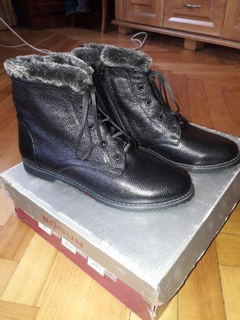 Ботинки черевики челси кожа шкіра 40р