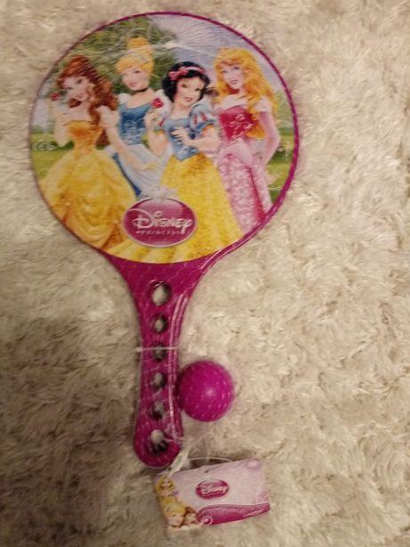 Paletki z księżniczkami z Disneya