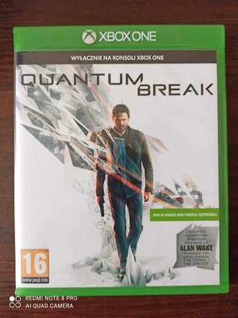 Gra XBOXONE Quantum Break
