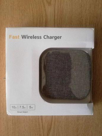 Carregador wireless fast charge compativel com várias marcas