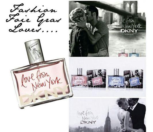DKNY Love from New York от Донна Каран туалетная вода (духи)