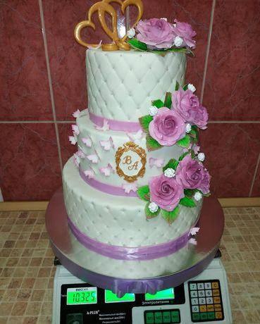 Торты под заказ от Елены.Торт.Тортик.