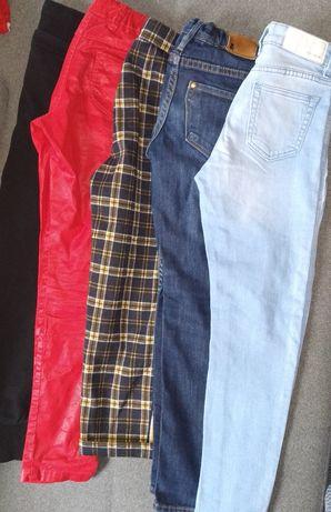 Zestaw spodni r.122-128