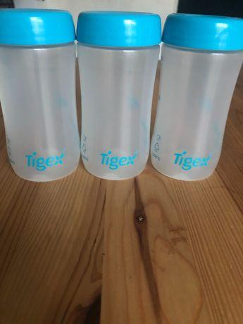 Frasco conservação leite da TIGEX