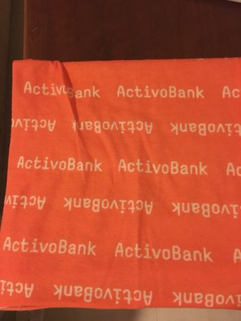 Vendo bandana do Activo Bank para corrida