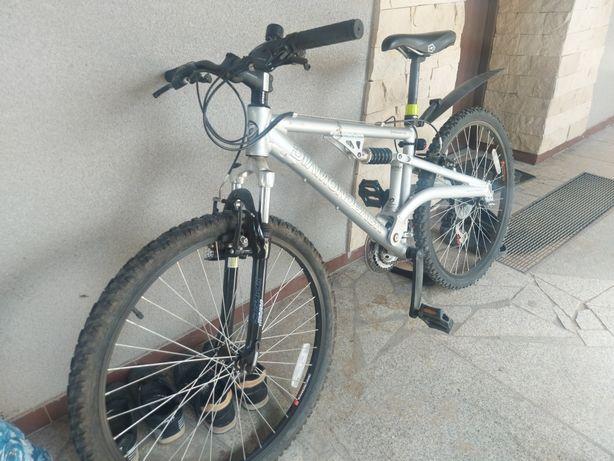 Rower MTB 26 cali doposażony
