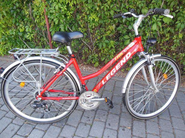 rower damski legend 28 cali koła