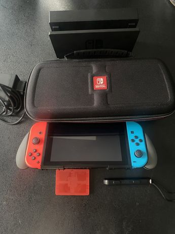 Sprzedam Nintendo Switch z gwarancją