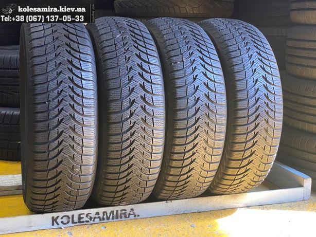 185/60 R15 Michelin Alpin A4., шины зима, 6,6 мм, 4 шт, 175/195/55/65