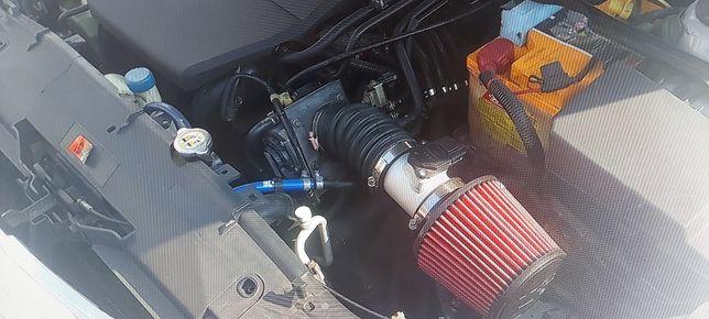 ДМРВ под нулевикМазда 6, Mazda 6