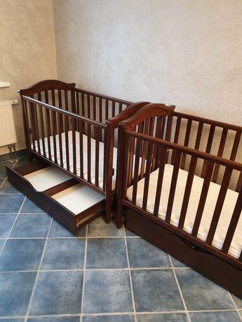 Детская кровать Верес Соня ЛД3 Горіх