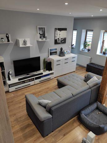 Mieszkanie dwupoziomowe po remoncie