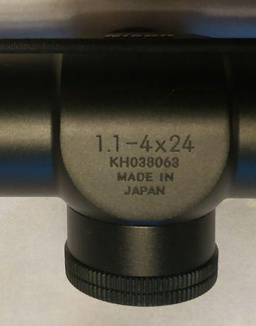 Приціл Nikon Monarch E 1.1-4х24 SF #4 IL (Прицел)