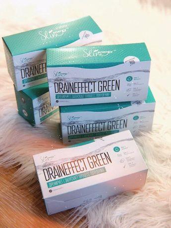 DrainEffect Green NL Дренирующий напиток. Зелёный дрейн.