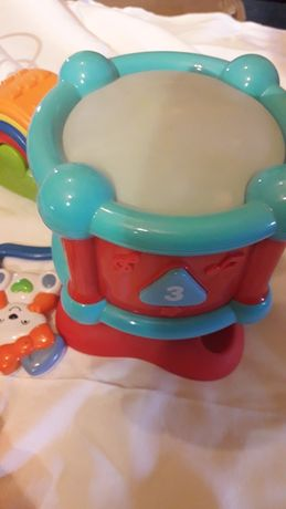 Bębenek dziecięcy zabawki