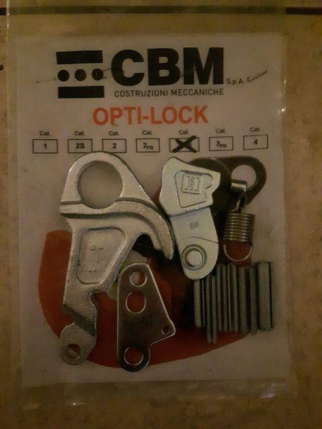 Zestaw naprawczy haka CBM Kat. 3