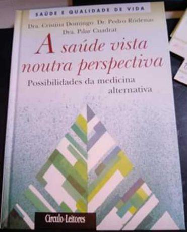 Livro a saúde vista noutra perspectiva