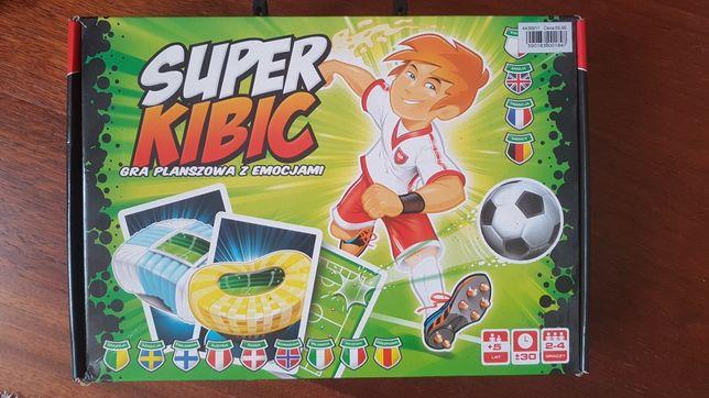 Super kibic gra planszowa