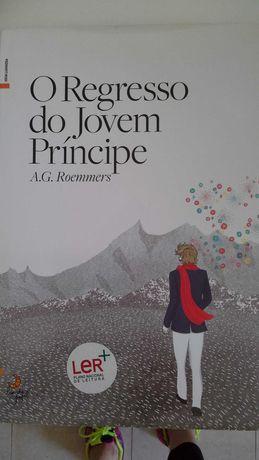 O regresso do Jovem Príncipe-A.G.Rocmmers