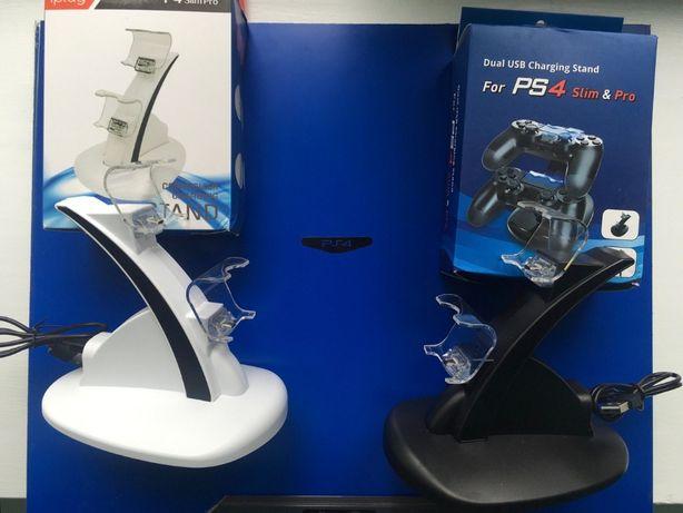 PS4 подставка-зарядка для джостиков Зарядная док станция dualshock 4