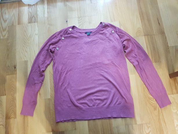 Ubrania spodnie getry ciążowe bluzka do karmienia rozmiar 46