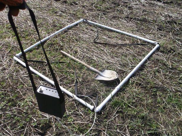PROFESJONALNY ramowy Wykrywacz metali. Wykrywacz metalu do 5metry
