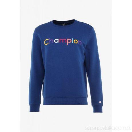 Bluza CHAMPION Crewneck Niebieska r. L