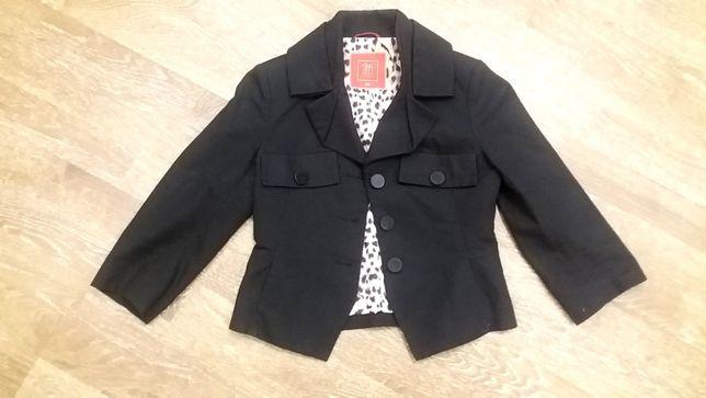 Пиджак черный Тiffi размер XS