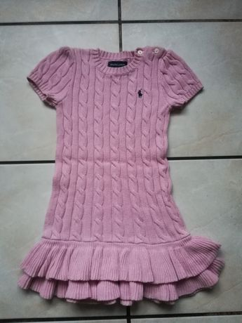 Sukienka, tunika Polo Ralph Lauren 4-5 lat, 110-116 cm