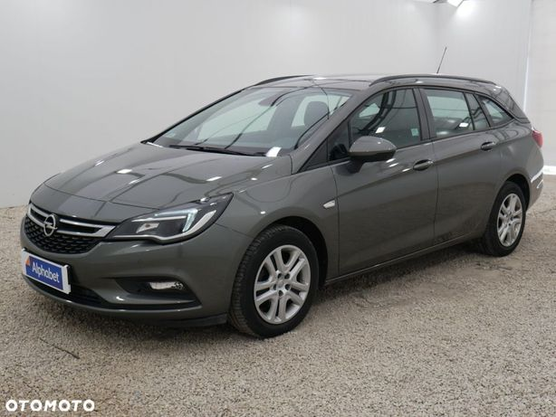 Opel Astra Astra V 1.6 Cdti Enjoy 1wł Salon Pl Gwarancja F Vat 91
