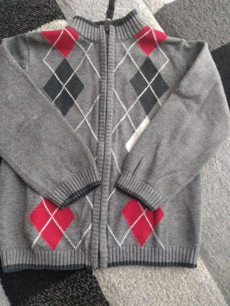 Sweterek w romby 92