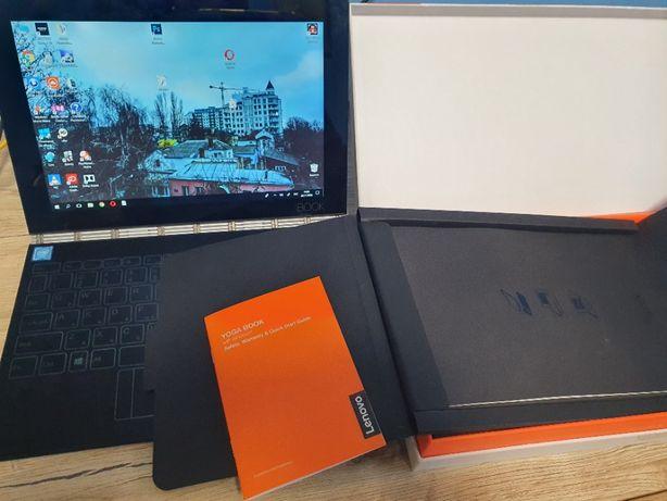 Lenovo Yoga Book LTE YB1-X91L Carbon Black,комплект, документы