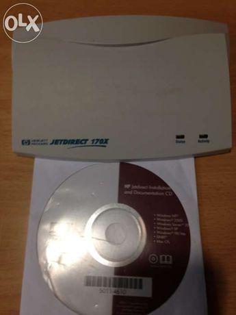Print server Jetdirect hp 170x