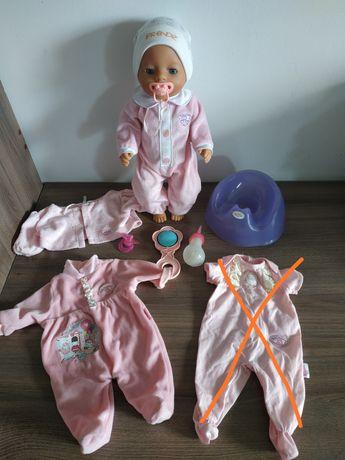 Кукла пупс Baby born Zapf creation оригинал!