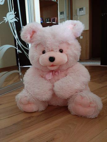 Плюшевый мишка МОНТИ шикарный подарок девушке, ребёнку, на день рожден