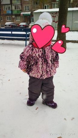 Продам отличный зимний костюм Lenne