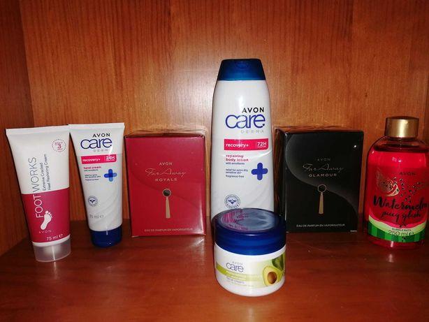 Vários produtos - Avon Portugal