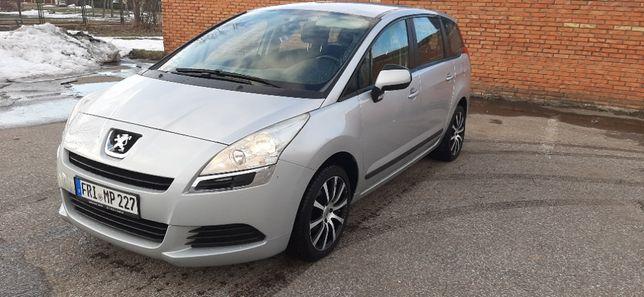 Peugeot 5008 1.6 Benzyna/120KM 2010 r 7-osobowy! ZAMIANA