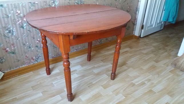 Стол, деревянный, ручная работа,50г.