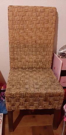 Cadeiras em corda