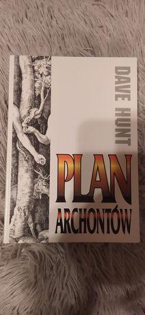 Książka: Plan Archontów, autor Dave Hunt