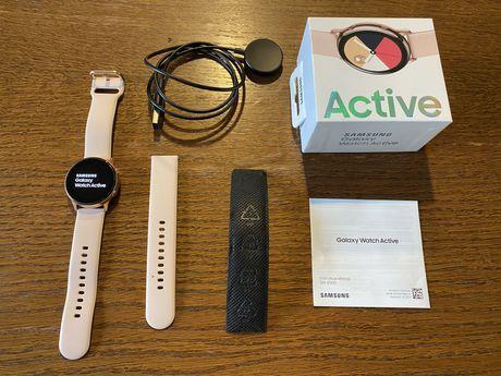 Zegarek smartwatch Samsung Galaxy Watch Active 1 różowy
