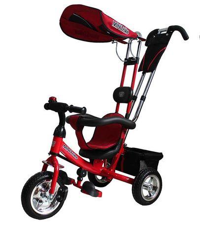 Mini Trike, Велосипед с родительской ручкой