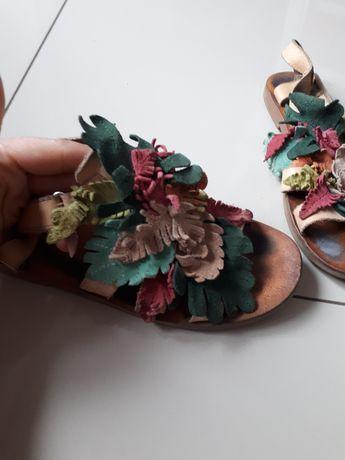 Sandały Zara 35 k