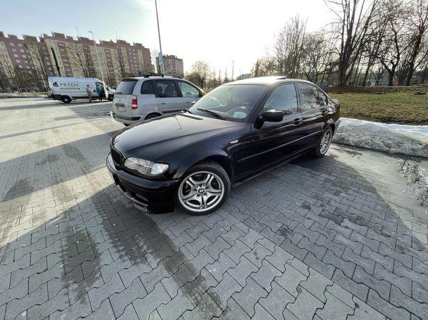 BMW e46 330i LPG