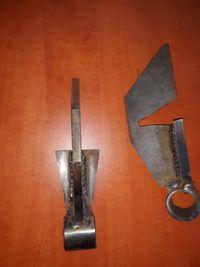 Ucho wywrotu przyczepy rolniczej thk5 www adamer-koronowo.pl