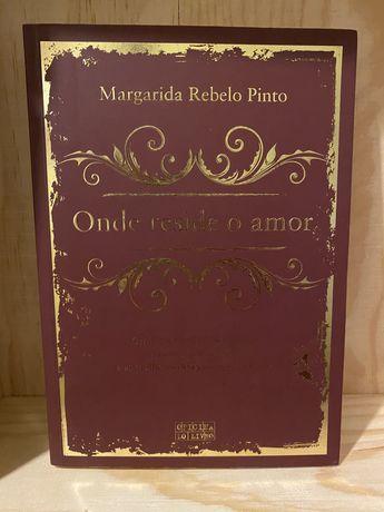Conjunto de 4 livros Margarida Rebelo Pinto