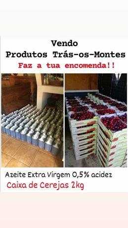Vendo Cerejas Trás-os-Montes