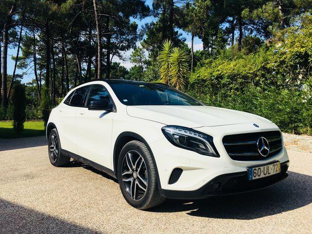 Mercedes GLA 220 4Matic