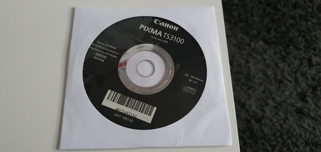 Oprogramowanie drukarka sterownik canon pixma ta3100
